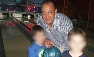Falleció el hombre que chocó intencionalmente y mató a uno de sus hijos