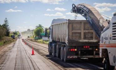 Vialidad retomará obras en la ruta 11 y 6 con fondos de la Provincia