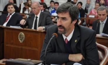 Angel Giano fue designado por el Senado Provincial como integrante de la Comisión Bicameral de Control de CAFES