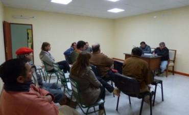 Reunión mensual del Consejo Asesor Vial del Departamento Federal