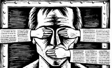 Censura macrista a la prensa