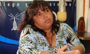Polémica Provincial: Nancy Miranda propuso seis meses de licencia por la muerte de un hijo
