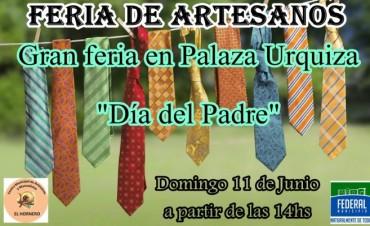 Feria de Artesanos por el