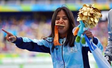 La campeona paralímpica Yanina Martínez se quedó sin su pensión