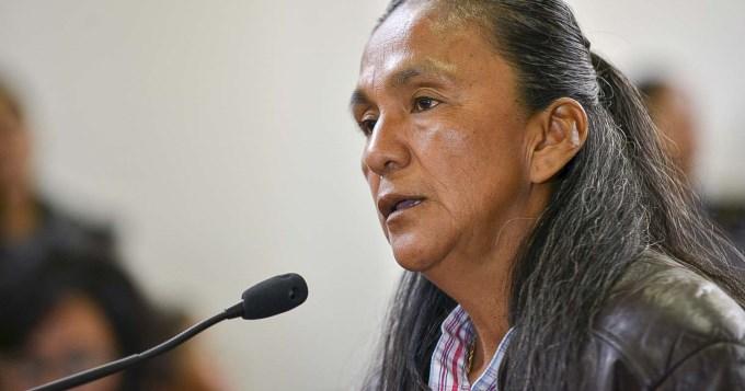 Confirman condena a Milagro Sala por escrache a Morales
