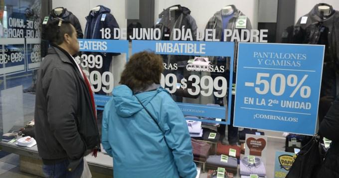 El comercio apuesta al Día del Padre tras caída de ventas