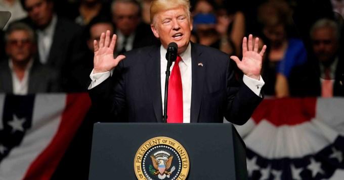 Trump anunció la cancelación del acuerdo con Cuba