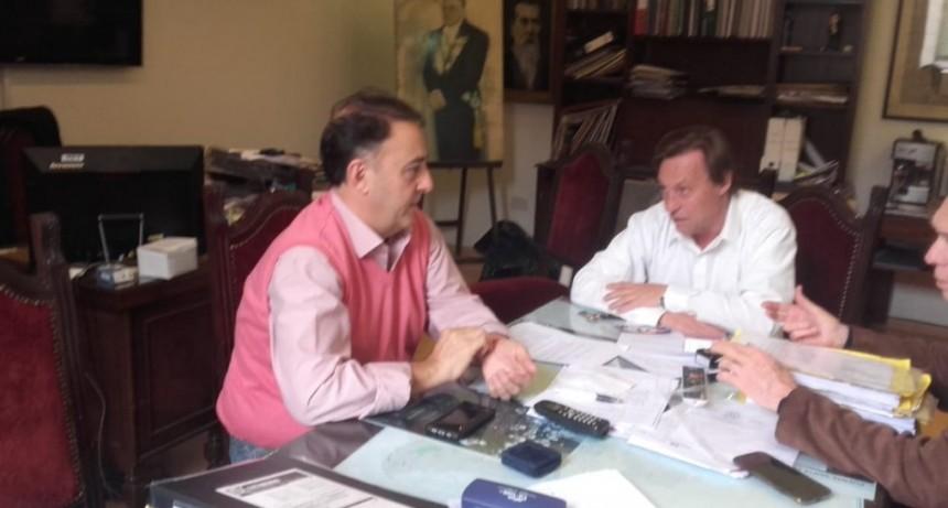 """El diputado Lacoste defendió a Varisco frente al """"escarnio político"""""""