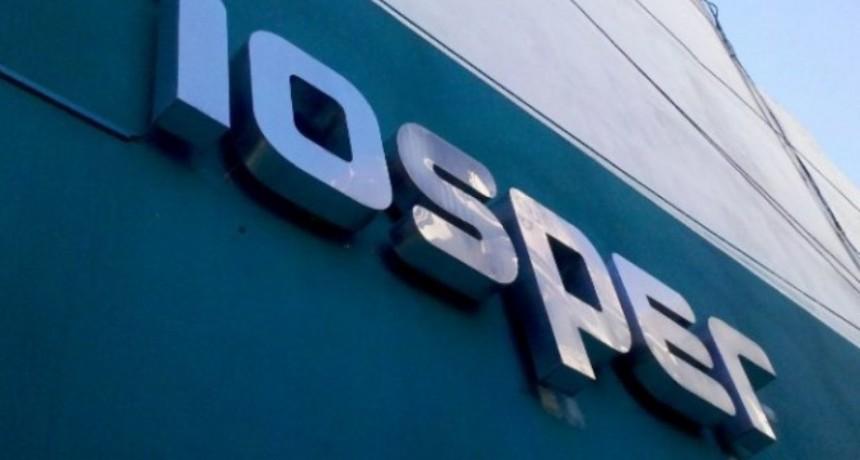 Elecciones en Iosper: interviene Bordet