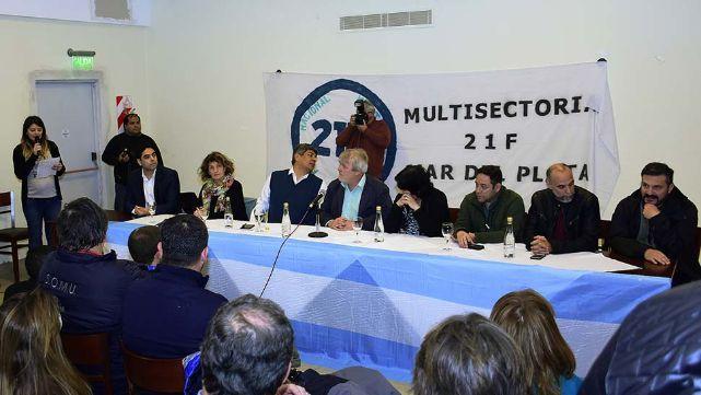 Pablo Moyano ratificó que la huelga será