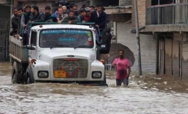 El cambio climático multiplicó episodios de fuertes lluvias en todo el mundo