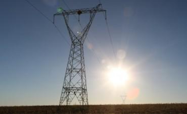 El consumo de energía eléctrica subió un 5 por ciento en Entre Ríos