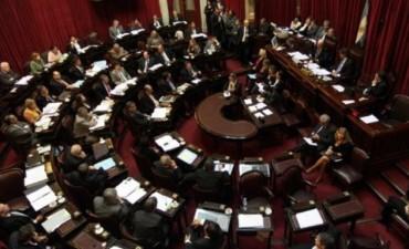 El Senado nacional aprobó cuatro proyectos contra el tarifazo