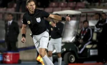 Néstor Pitana será el árbitro de la final de la Copa Libertadores