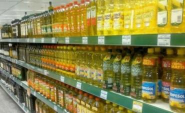 Por la quita de un subsidio, se triplicará el precio del aceite