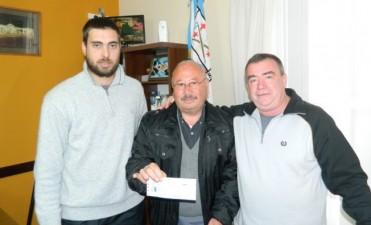 El Municipio implementa la 2º etapa del programa de apoyo a la Liga Federalense de Futbol