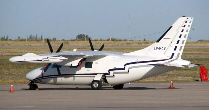 Desapareció avión que despegó de San Fernando