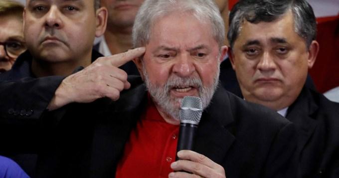 Lula se proclamó inocente y ratificó candidatura a presidente