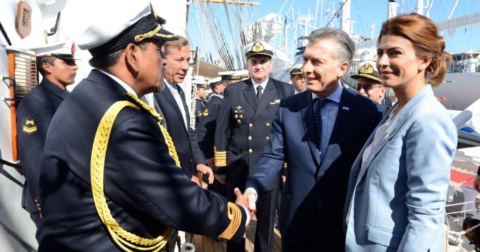 Macri celebró a más de 12.000 kilómetros