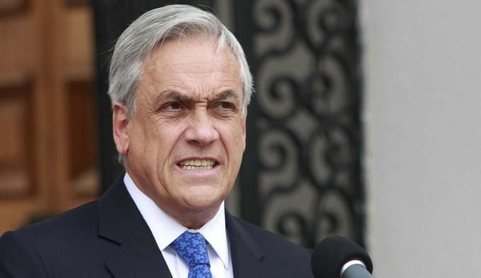 Piñera ganó las primarias en Chile y es candidato a presidente