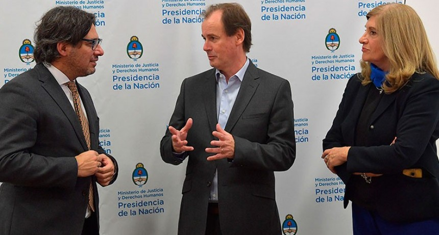 Bordet habló con el ministro de Justicia de Nación de la situación carcelaria
