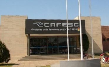 Bordet advirtió que por la tarifa de Salto Grande en CAFESG solo hay fondos para sueldos
