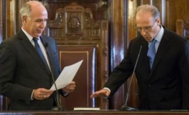 Rosenkrantz juró como nuevo integrante de la corte Suprema de Justicia
