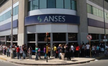 Pagos de Anses