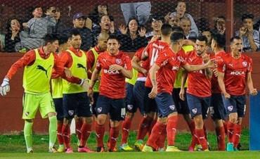 Independiente se llevó un gran triunfo ante Lanús por la Copa Sudamericana