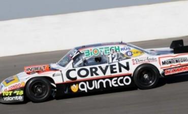 Angelini marcó el mejor tiempo en el inicio de la actividad del TC en Paraná
