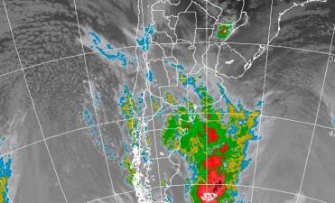 Hay alerta por tormentas fuertes para Entre Ríos y otras provincias