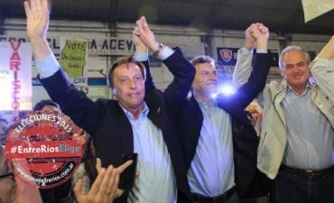 Cambiemos se impuso en Paraná por 10 puntos
