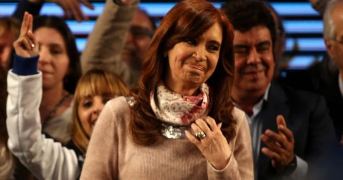 Cristina Kirchner se adjudicó la victoria en la Provincia y calificó de