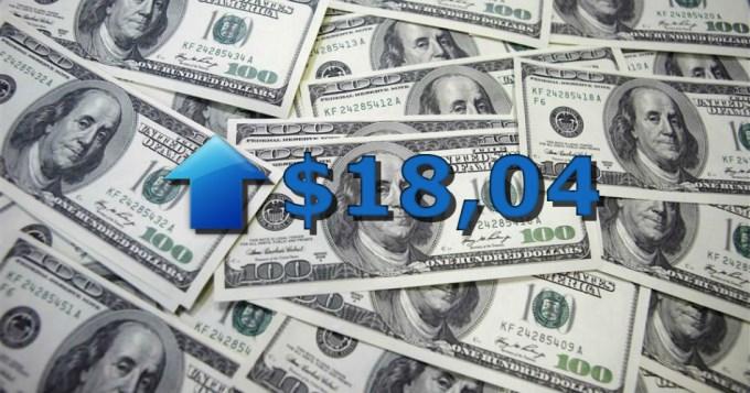 El dólar volvió a marcar un nuevo récord