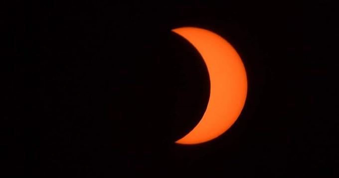 Furor en EE.UU. por el primer eclipse solar total