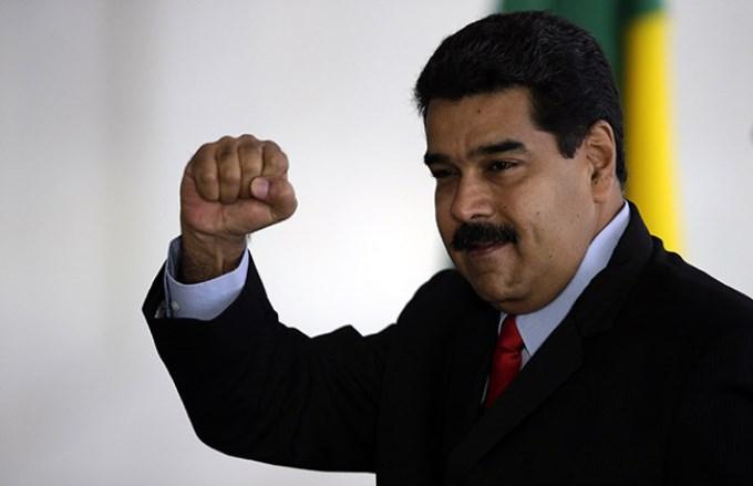 Maduro propuso encarcelar a quien salga a expresar odio