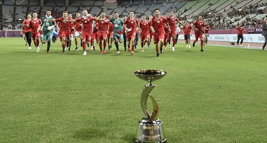 Independiente ganó la Suruga Bank e igualó a Boca en títulos internacionales