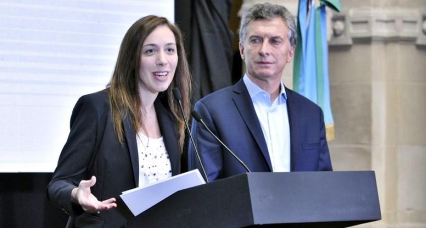 María Eugenia Vidal confirmó que no será candidata a presidenta en 2019