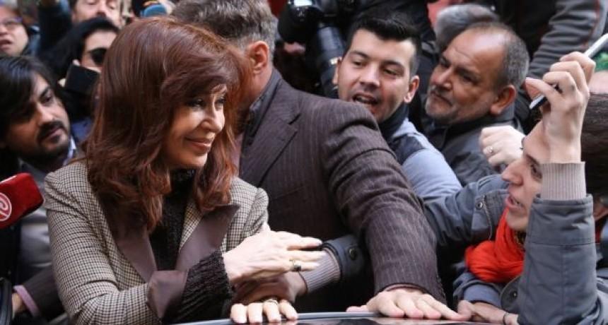 Cristina Kirchner recusó al juez Bonadio y al fiscal Stornelli, y pidió la nulidad de la causa