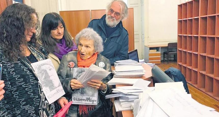 """Los organismos de derechos humanos pidieron una reunión urgente con Lorenzetti por Milagro Sala  """"Toda demora podría resultar irreparable"""""""