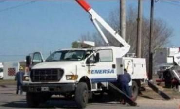 Interrumpirán por 2 horas la energía eléctrica al noreste de la ciudad de Federal
