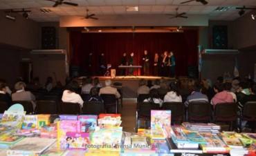 Cerró la Feria del libro en Federal