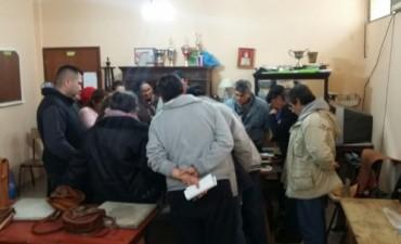 Comenzaron actividades de adhesión a la Fiesta del Cuchillero del próximo fin de semana