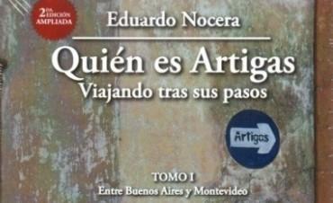 """Presentación del Libro """" Quien es Artigas, viajando tras sus pasos"""""""