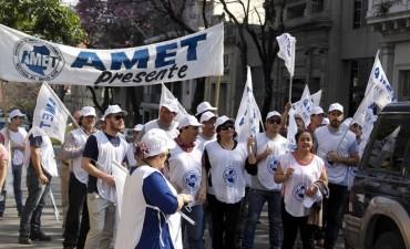 Amet Entre Ríos adhiere al paro nacional del martes