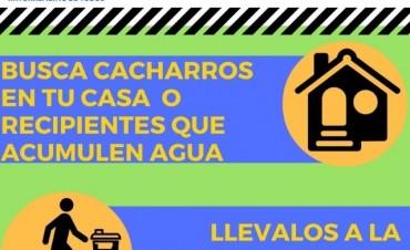 COMIENZA LA CAMPAÑA DE DESCACHARRIZACIÓN 2017