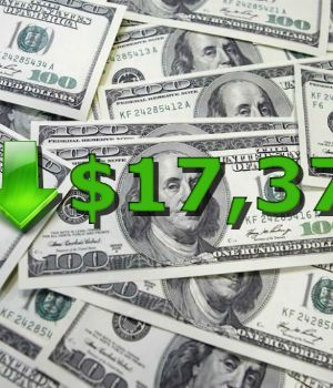 El dólar volvió a cerrar en baja