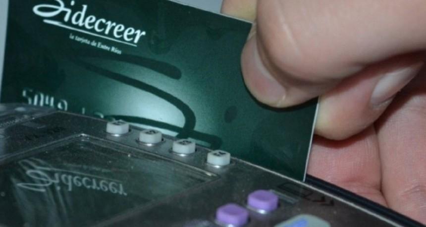 El martes 25 se acreditan las tarjetas sociales