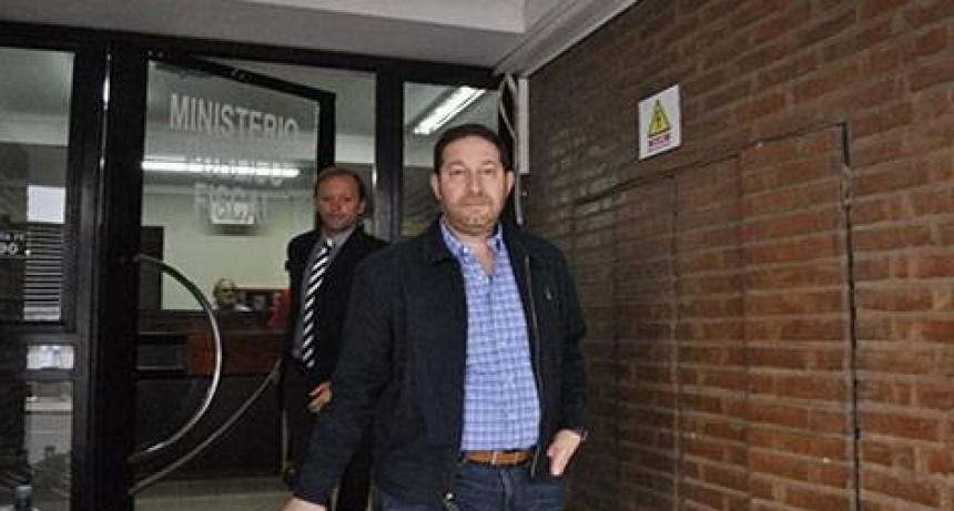 Sobreprecios en la obra pública: Szczech no declaró por consejo de su abogado