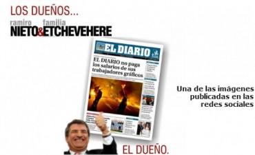 Conflicto en El Diario roza a Urribarri
